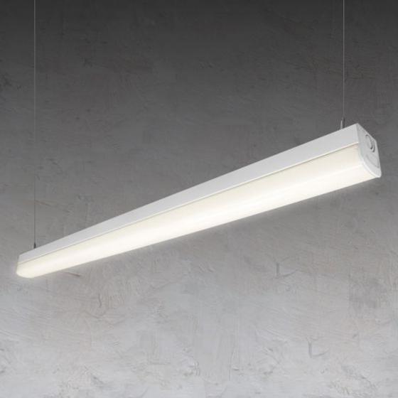 Image 1 of Alcon 12185-P Vela Commercial-Grade Linear LED Pendant Light