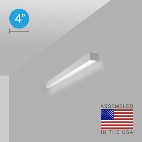 Image 1 of Alcon 12200-4-W RFT LED Linear Wall Light
