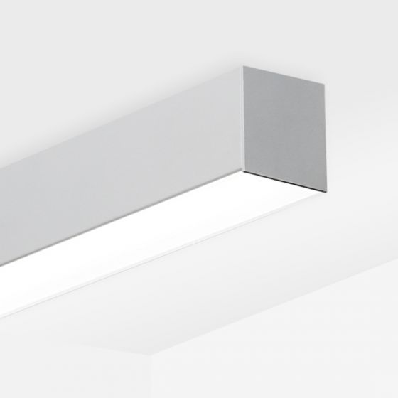 Image 1 of Alcon 12200-6-S RFT Wide Linear Ceiling Surface-Mounted LED Light