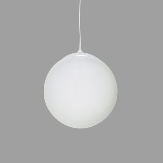 Image 1 of Alcon 12213 Luna Suspended Glass Globe Cable Pendant