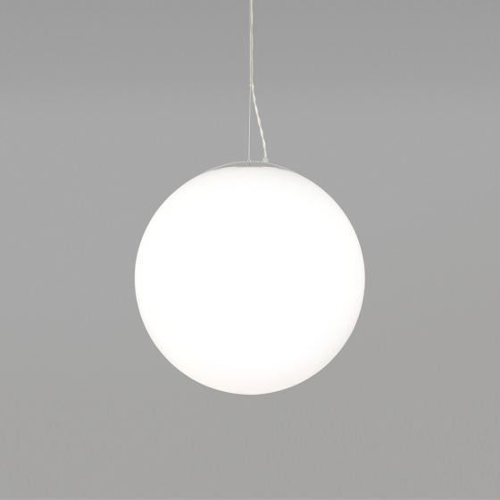 Image 1 of Alcon 12216 Luna Suspended Glass Globe Cable Pendant