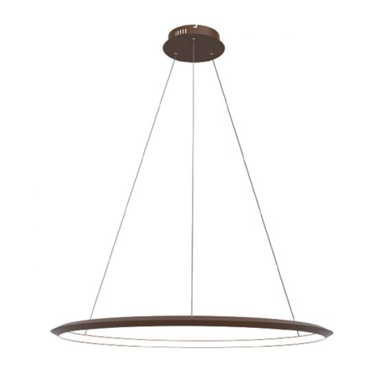 Image 1 of Alcon 12279-1 Redondo Suspended Architectural LED 1 Tier Ring Chandelier