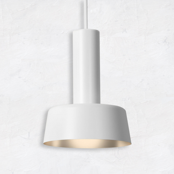 Image 1 of Alcon 12302-P-DP Architectural Modern Industrial LED Pendant Light