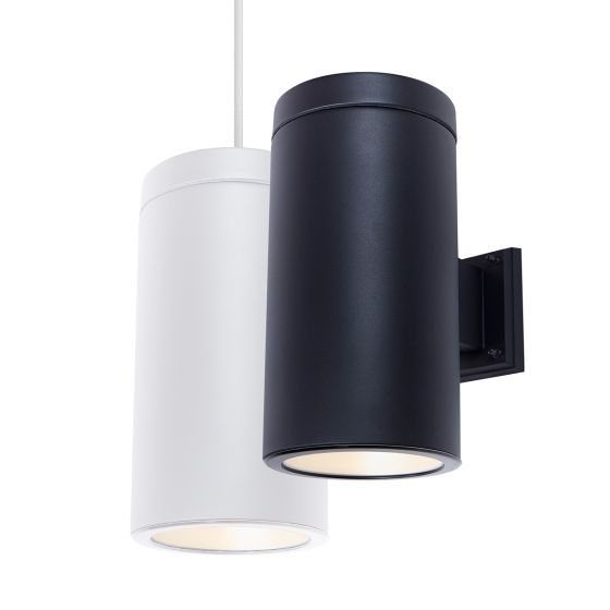 Image 1 of Alcon 12306 Silo Architectural LED 6 Inch Ceramic Cylinder Light