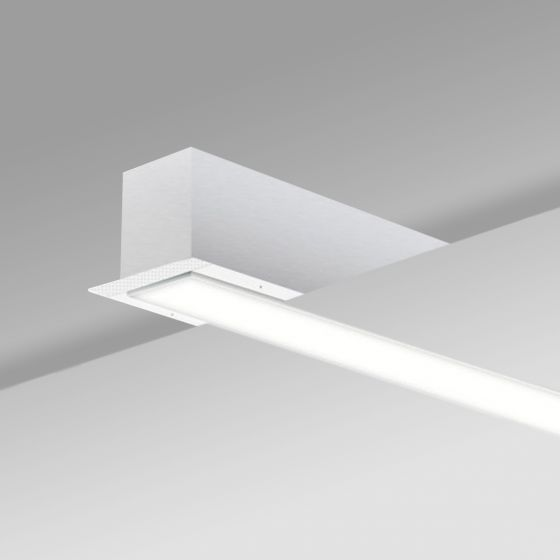 Image 1 of Alcon 12500-20-R Linear Recessed Antimicrobial LED Light