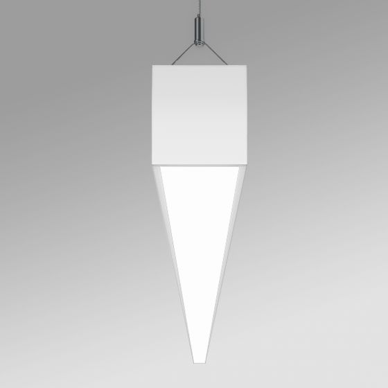Image 1 of Alcon 12500-40-P Linear Antimicrobial LED Pendant Light