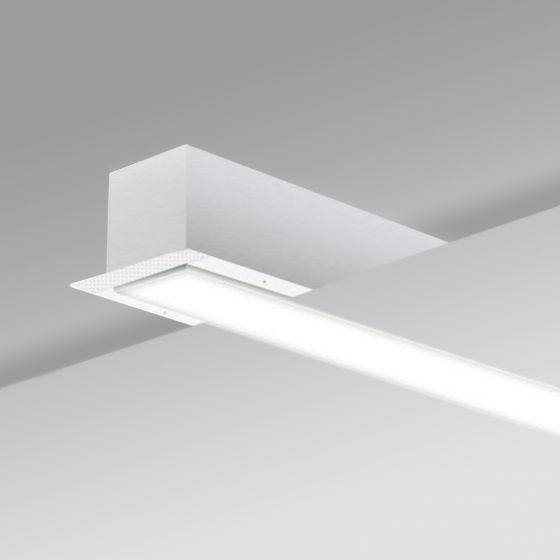 Image 1 of Alcon 12500-40-R Linear Recessed Antimicrobial LED Light