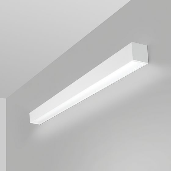 Image 1 of Alcon 12500-40-W Linear Antimicrobial LED Wall-Mounted Light