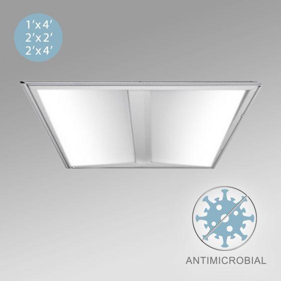Image 1 of Alcon 12504 Architectural Contemporary Design LED Troffer Light