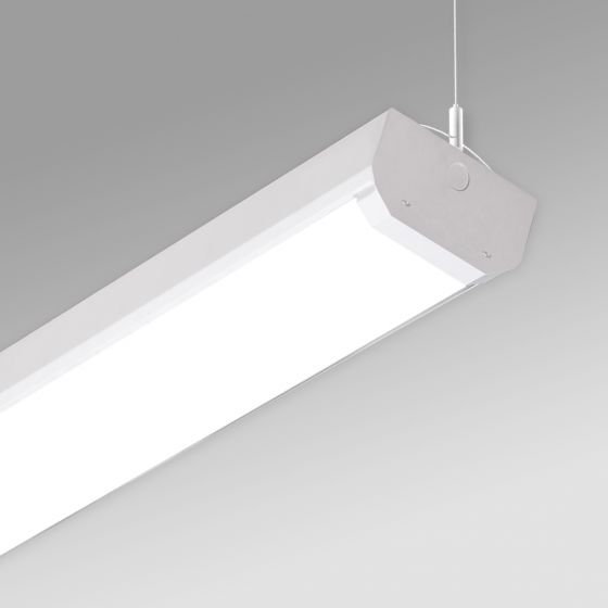 Image 1 of Alcon 12517-P Linear Antimicrobial LED Pendant Light