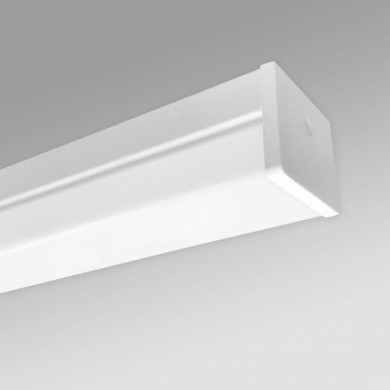 Image 1 of Alcon 12522-S Linear Antimicrobial Ceiling Surface-Mount LED Light