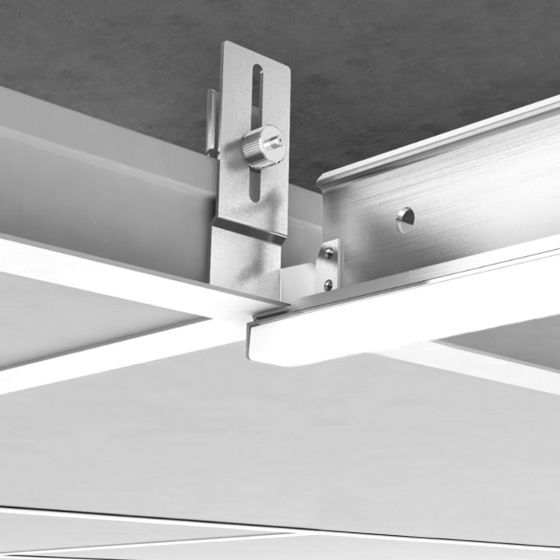 Image 1 of Alcon 12525 LED Linear T-Bar Ceiling Grid LED Light