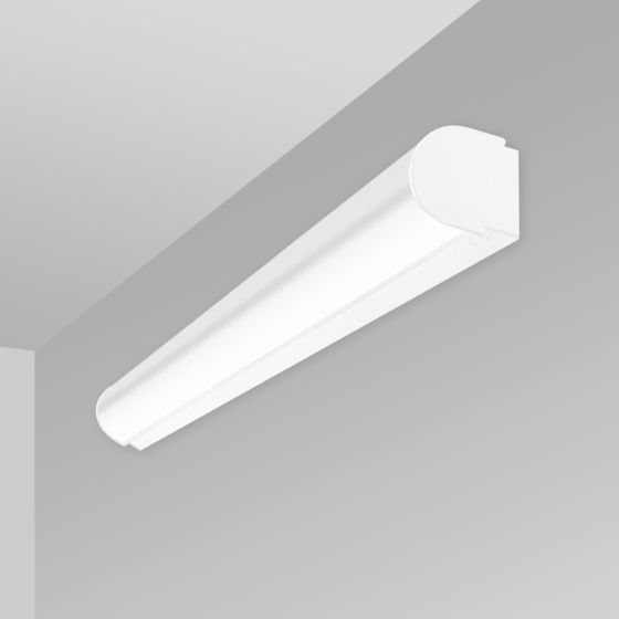 Image 1 of Alcon 12527-W Antimicrobial Linear Wall-Mounted LED Light