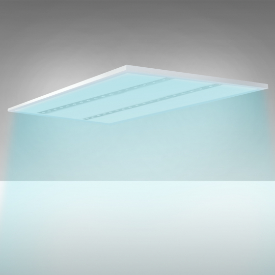 Image 1 of Alcon 12535 Recessed UVC Disinfection Light with Antimicrobial Paint