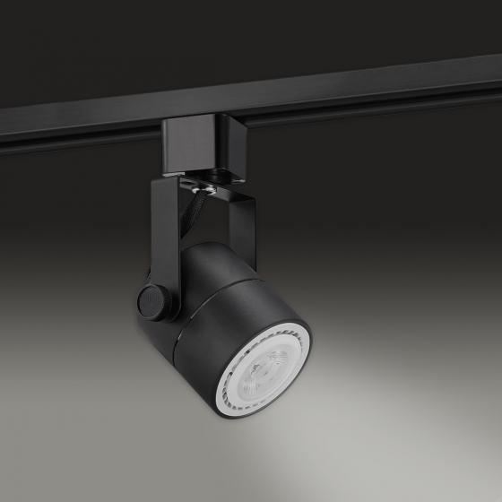 Image 1 of Alcon 13110 Bella Mini Adjustable Swivel LED Cylinder Track Light