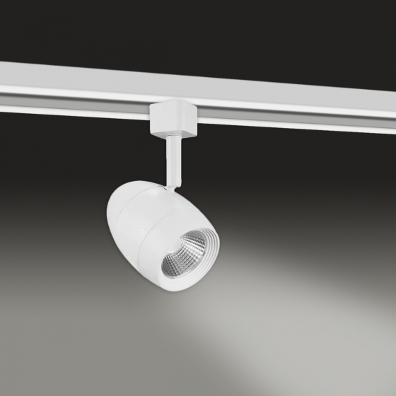 Image 1 of Alcon 13115 Bella Architectural LED Adjustable Track Light