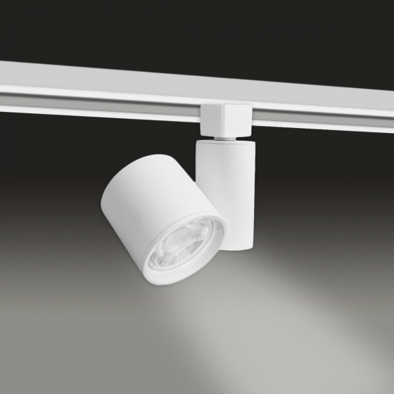 Image 1 of Alcon 13303 Ello Architectural LED Adjustable Track Light