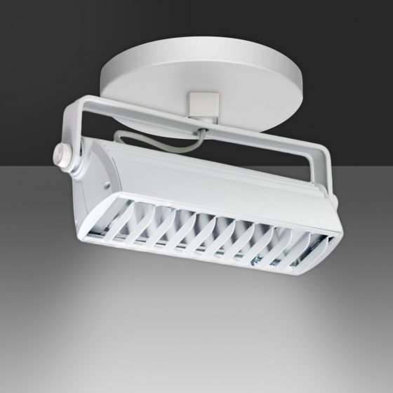 Image 1 of Alcon 13329 Hermitage Wall Wash Architectural LED Track Light