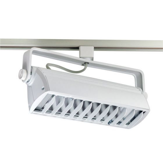 Image 1 of Alcon Lighting 13329 Hermitage Architectural LED Track Lighting Wall Wash Direct Light Fixture
