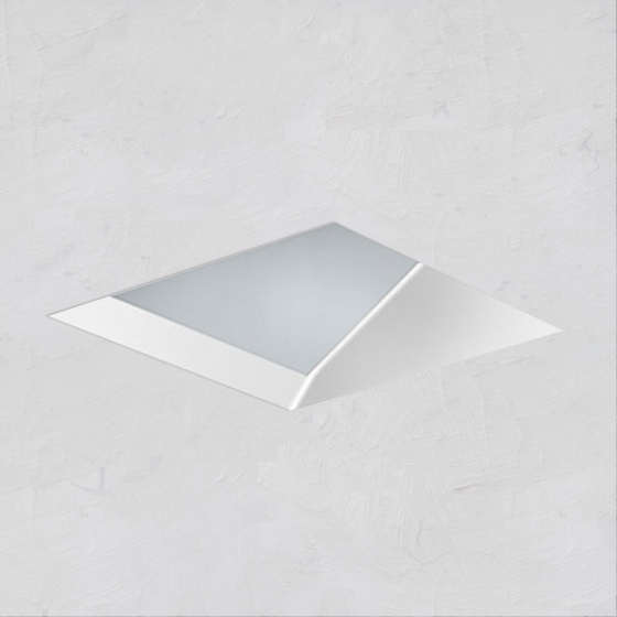 Image 1 of Alcon 14006-3 Illusione Trimless 3-Inch Wall Wash LED Recessed Light