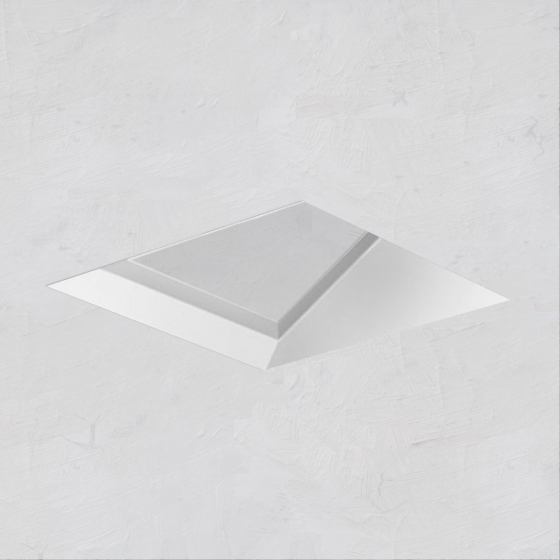 Image 1 of Alcon 14006-4 Illusione Trimless 3-Inch Open Reflector Wall Wash LED Recessed Light