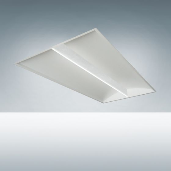 Image 1 of Alcon 14010 Recessed Wattage Selectable Indirect LED Downlight Troffer