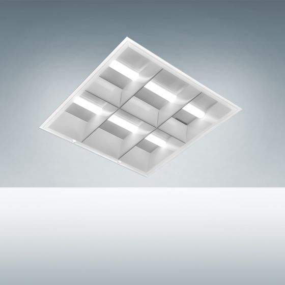 Image 1 of Alcon Lighting 14015 RFT Series Parabolic Architectural LED Troffer Light Fixture