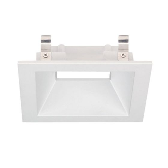 Image 1 of Alcon Lighting 14031-2 Architectural 3 Inch Square LED Open Reflector Recessed Light Fixture