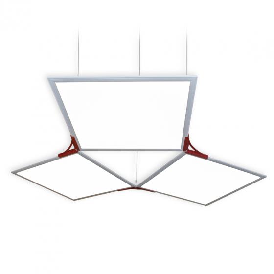 Image 1 of Alcon 14065 Sky Multi-Panel LED Pendant Light