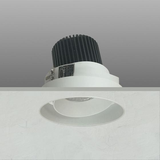Image 1 of Alcon 14074-RA Illusione 4-Inch LED Round Adjustable Recessed Light