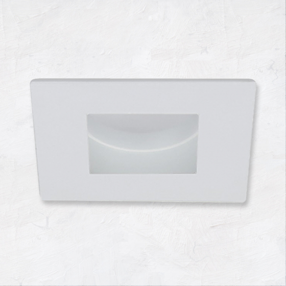 Image 1 of Alcon 14083  4-Inch Square Architectural LED Recessed Light