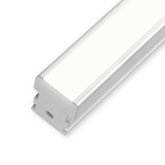 Image 1 of Alcon 14120 In-Ground Linear 1 Inch Recessed Driveway Light