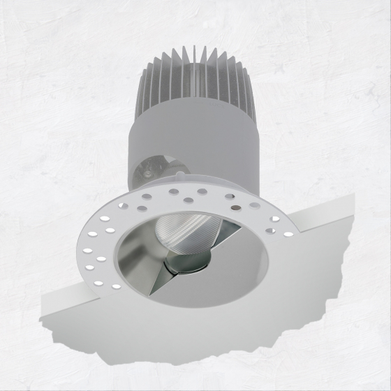 Image 1 of Alcon 14121-WW 2.5-Inch Recessed LED Wall Wash Light
