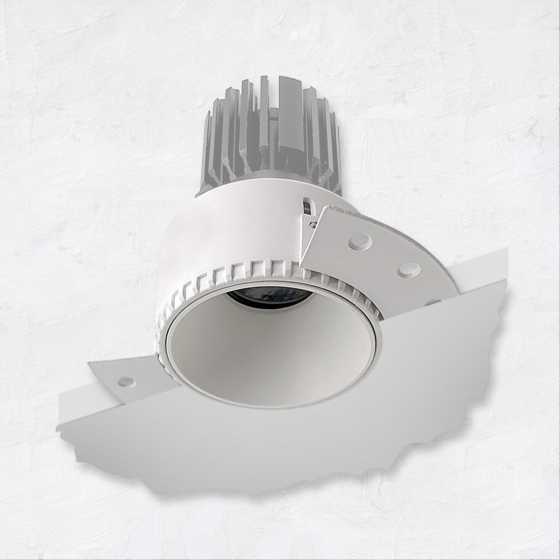 Image 1 of Alcon 14143-R 3-Inch Recessed LED Round Light