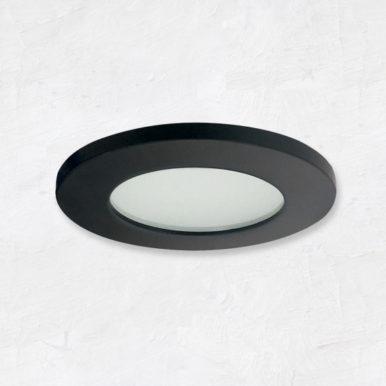 Image 1 of Alcon 14144-R-DIR-WL 2-Inch Wet-Rated Recessed LED Miniature Light