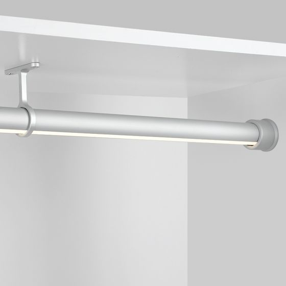 Image 1 of Alcon 14205 Closet Rod LED Light 360° Rotational