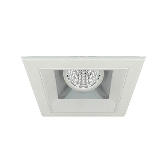 Image 1 of Alcon 14310-1 Oculare LED Architectural 1-Head Multiple Recessed Lighting System Fixture