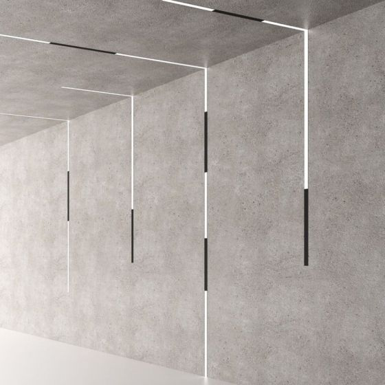 Image 1 of Alcon 15100 Linear Recessed Magnetic Modular LED Light System
