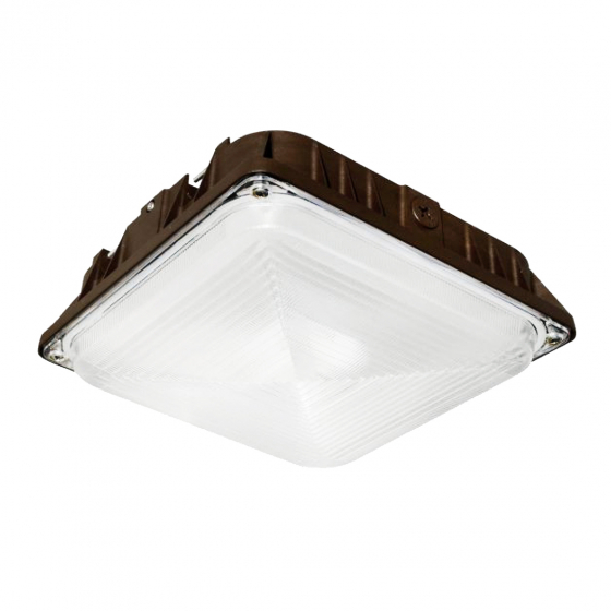 Image 1 of Alcon 16001 Low-Profile High Efficiency LED Canopy Light