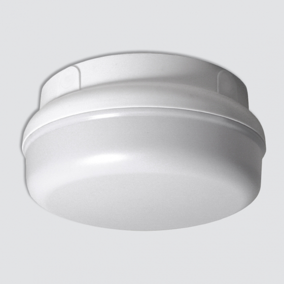 Image 1 of Alcon 16007 Wet Location-Rated, Surface-Mounted Round LED Light