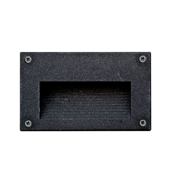 Image 1 of Alcon Lighting 9609 Copan Architectural LED Low Voltage Step Light Recessed Wall Mount Fixture