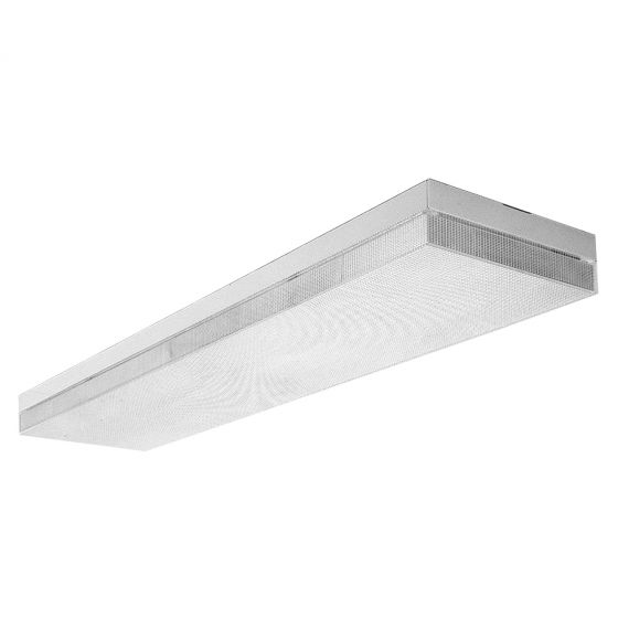 Image 1 of Lightolier CBS 232 Celebrity Surface Fluorescent Fixture T8