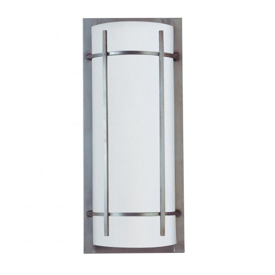 Image 1 of Maxim Lighting 85216WTBM Luna 2-Light Outdoor Wall Sconce