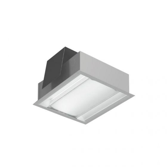 Image 1 of Cooper ZM-WL Z Mini Linear Prismatic Lens LED Recessed Light