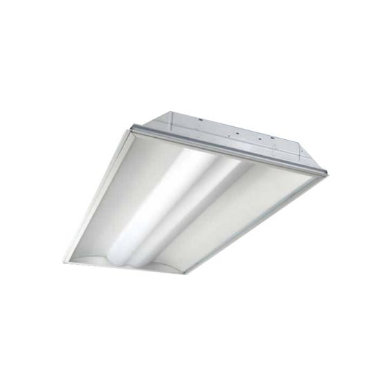 Image 1 of Cooper ALNG 1X4 Arcline Metalux Recessed LED Troffer