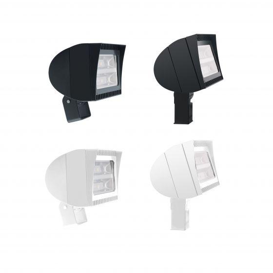 Image 1 of RAB FXLED125 125 Watt LED Outdoor Flood Light