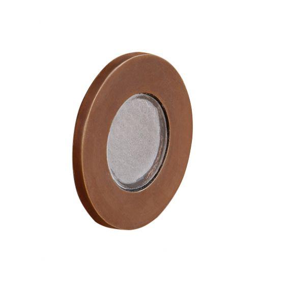 Image 1 of SPJ Lighting Forever Bright SPJ-GDG-3OW Outdoor LED Brass Recessed Step Light - Matte Bronze Finish