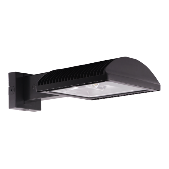 Image 1 of RAB WPLED4T150 150 Watt LED Outdoor Wall Pack Fixture Type 4 Distribution