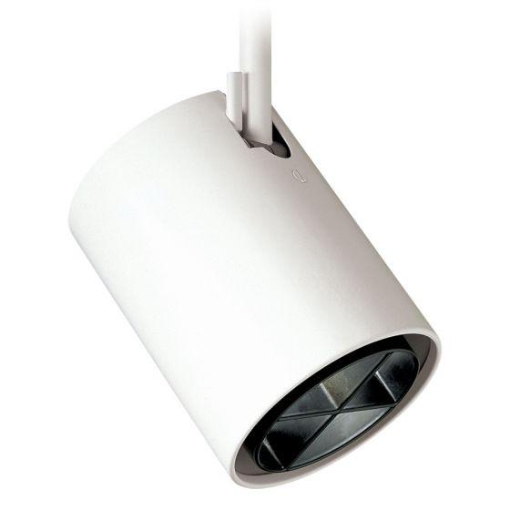 Image 1 of Lightolier ProSpec Track Lighting 4 3/4 Inch PAR30 Cylinder Track Head 26030