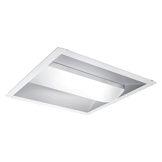 Image 1 of 501759 4000K LED Troffer Fixture Retrofit Kit 31 Watts 120 to 277 Voltage from PHILIPS